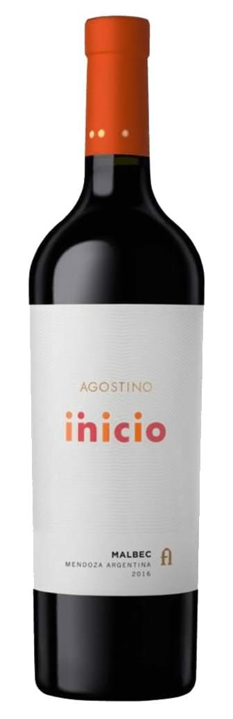 Finca Agostino Inicio Malbec bottle