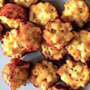 Mac 'n' cheese bites