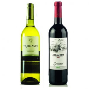 Volcanic wines product