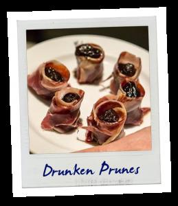 Drunken Prune polaroid