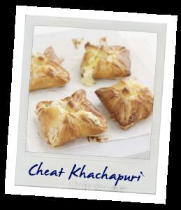 Cheat Kachapuri
