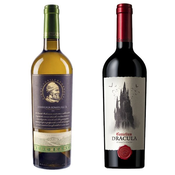 Romanian Wines Twin Pack