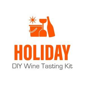 Holiday DIY Wine Tasting Kit