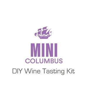 Mini Columbus DIY Wine Tasting Kit