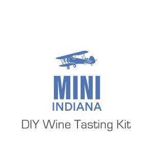 Mini Indiana DIY Wine Tasting Kit