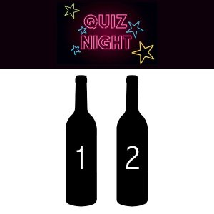 Quiz Night Wines